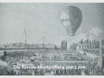 Joseph Michel und Jacques Étienne Montgolfier – Pioniere der Lüfte